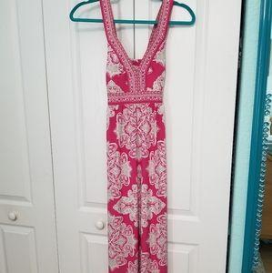 NWOT INC maxi dress